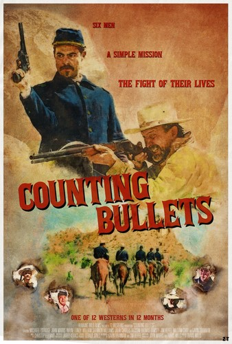 Counting Bullets FRENCH WEBRIP LD 720p 2021
