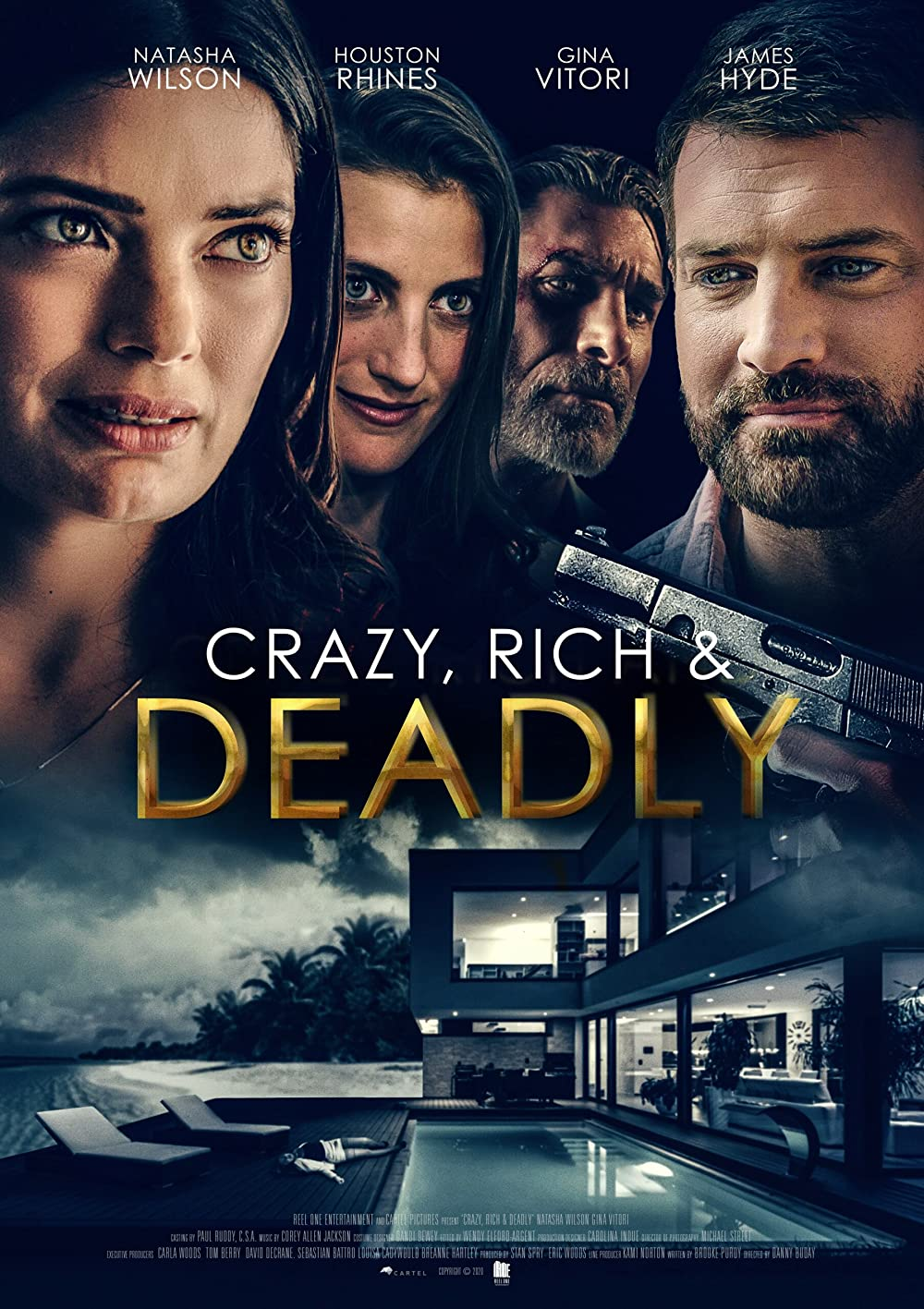 Crazy, Rich and Deadly FRENCH WEBRIP 2021