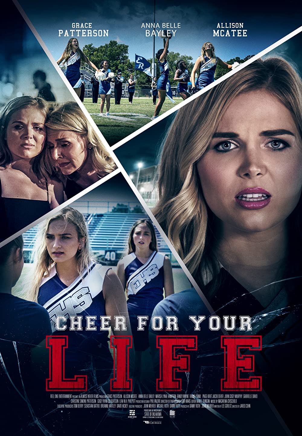 Cheer for Your Life FRENCH WEBRIP 2021