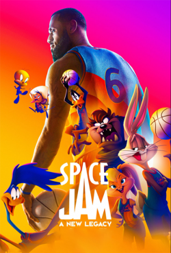 Space Jam - Nouvelle ère TRUEFRENCH DVDRIP 2021