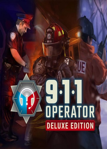 911 Operator Deluxe Edition (SWITCH)