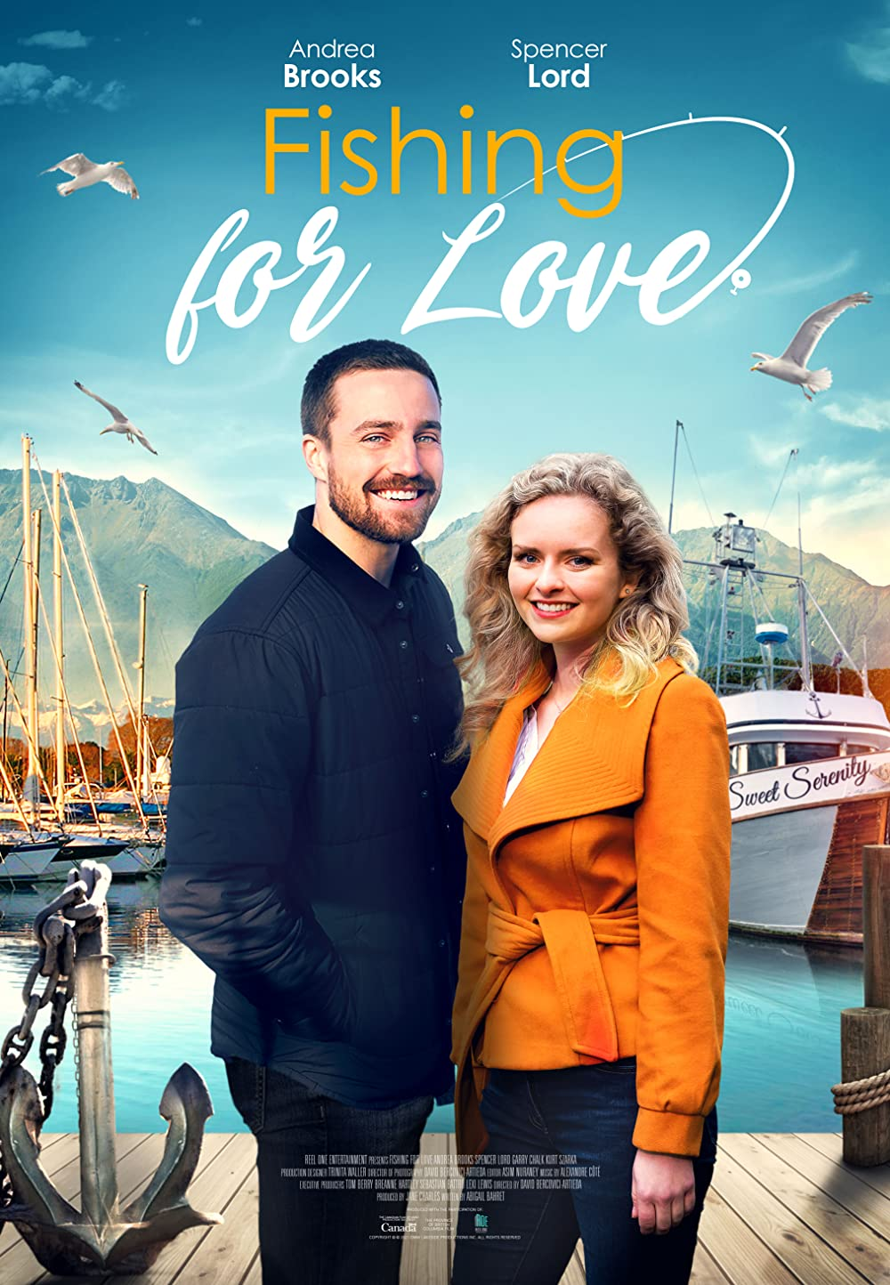 Fishing for Love FRENCH WEBRIP 720p 2021