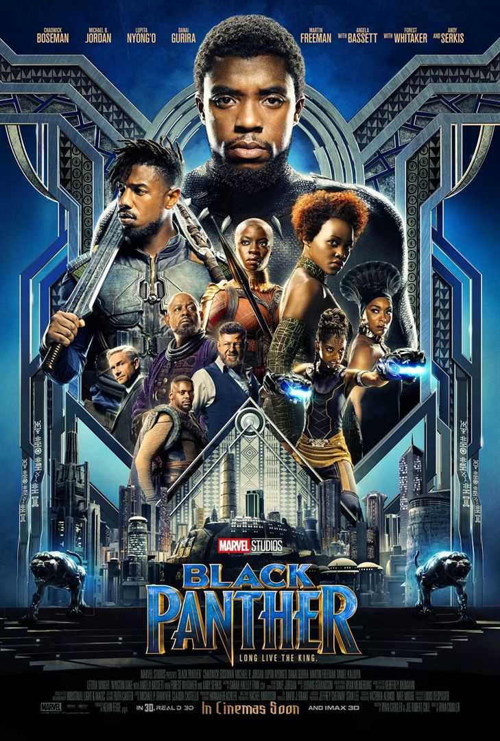 Black Panther TRUEFRENCH HDLight 1080p 2018
