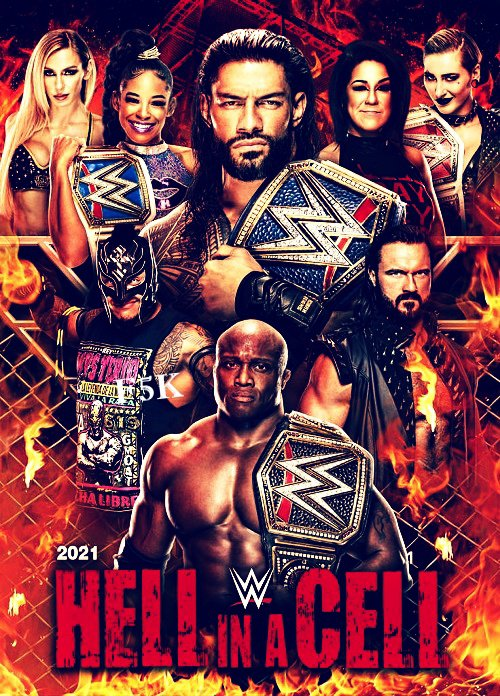 WWE Hell in a Cell VO WEBRIP 2021