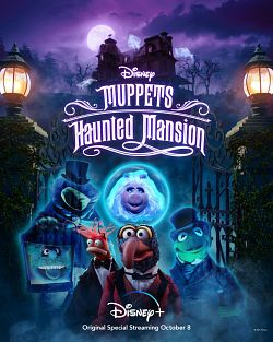 Muppets Haunted Mansion FRENCH WEBRIP 1080p 2021