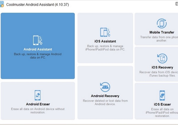 Coolmuster Android Assistant 4.10.37 Win x32x64 ENG + Crack