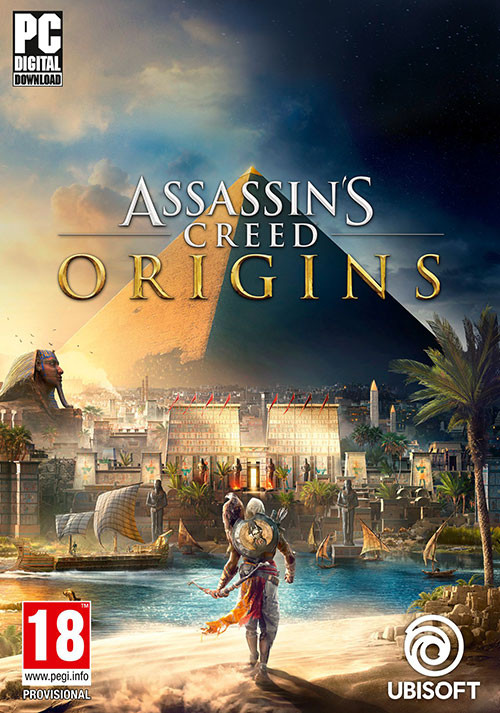 Assassin's Creed: Origins Gold Edition (PC)
