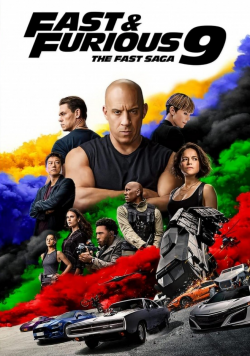 Fast and Furious 9 FRENCH DVDRIP 2021