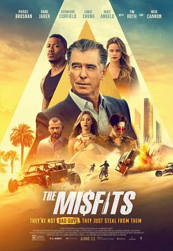 The Misfits FRENCH WEBRIP 2021