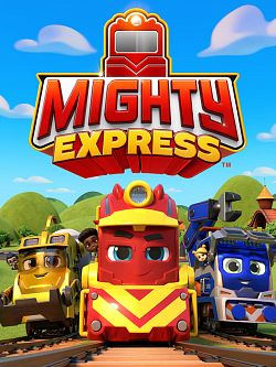 Mighty Express Saison 5 FRENCH HDTV