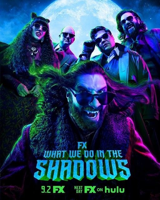What We Do In The Shadows S03E04 VOSTFR HDTV