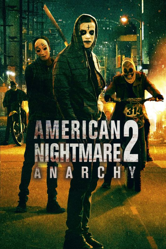 American Nightmare 2: Anarchy (The Purge) FRENCH DVDRIP 2014