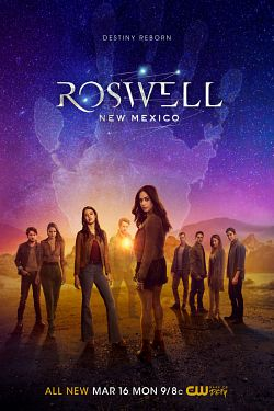 Roswell, New Mexico S03E11 VOSTFR HDTV