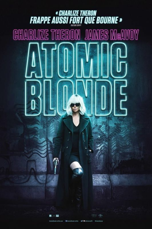 Atomic Blonde FRENCH HDLight 1080p 2017