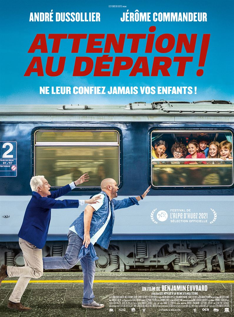 Attention au départ FRENCH HDTS MD 2021