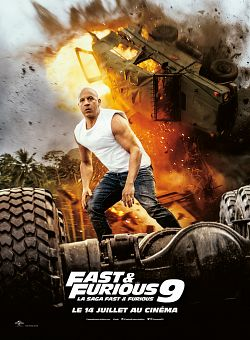 Fast and Furious 9 FRENCH HDTS MD 720p 2021