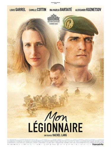 Mon légionnaire FRENCH HDTS MD 2021