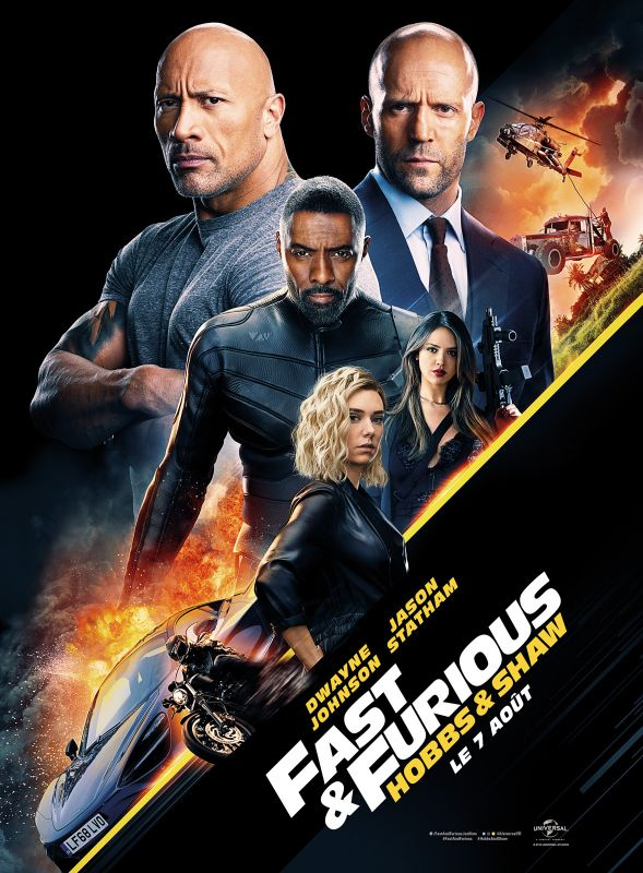 Fast and Furious : Hobbs & Shaw FRENCH HDLight 1080p 2019
