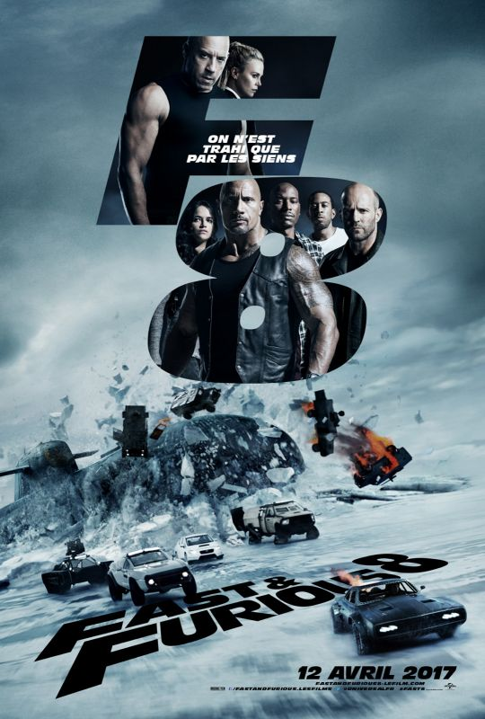 Fast and Furious 8 FRENCH HDLight 1080p 2017