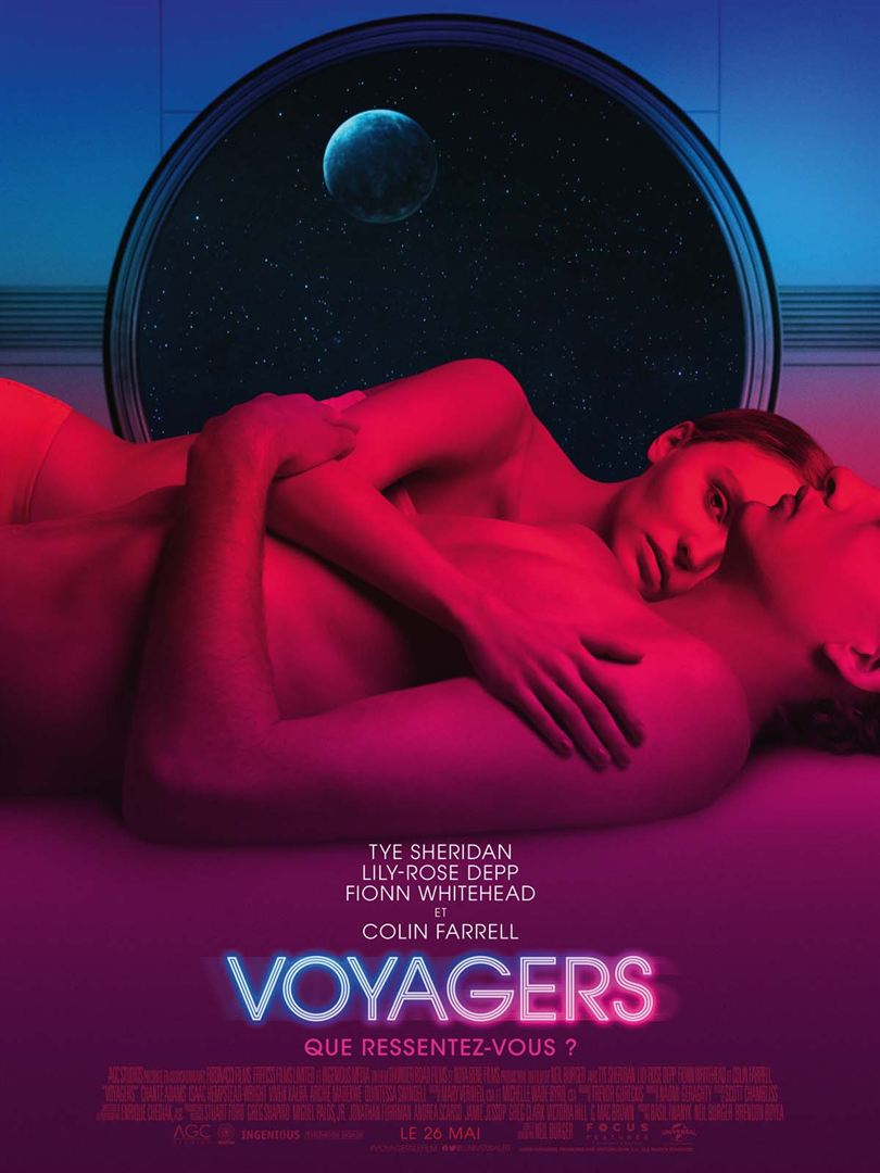 Voyagers FRENCH WEBRIP 2021