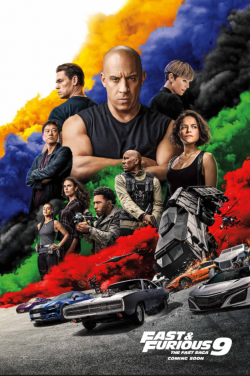 Fast and Furious 9 FRENCH WEBRIP 720p 2021