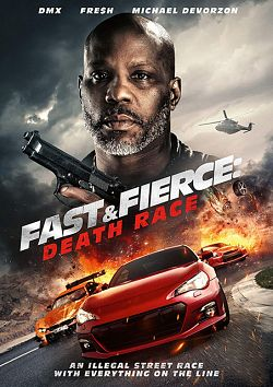 Fast And Fierce: Death Race FRENCH DVDRIP 2021