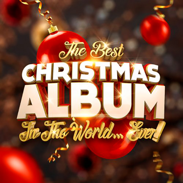 The best Christmas album in the world...ever! 2020